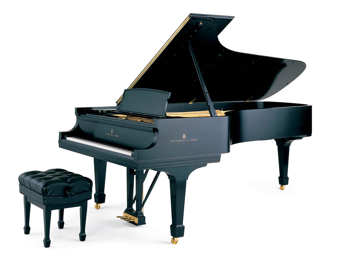 Steinway and Sons vleugel